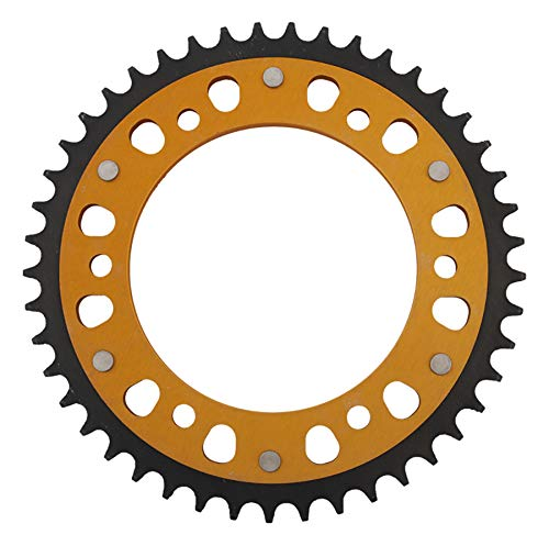 SuperSprox RST-1307-45-GLD Gold Stealth Sprocket