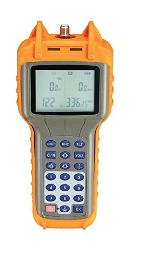 CATV Tester Cable TV Handle Digital Signal Level Meter USA STD-CATV (5M-870M Hz)