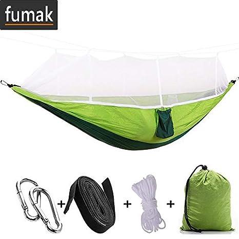 Amazon.com : fumak Swing Chair - Portable Mosquito Net ...