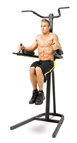Apex Multi-Function Power Tower Chin-Up Pull-Up Dip VKR Exercise Equipment TC-1800 by Apex