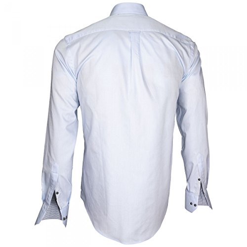 Andrew Allister Oxford Chemise Mc Bleu Derby AAqr0Wc
