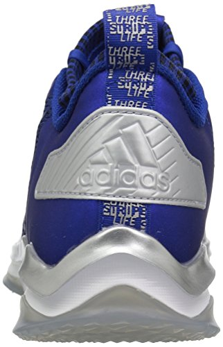 Adidas Original Mens Freak X Carbon Mid Baseball Collegiale Royal / Bianco / Blu