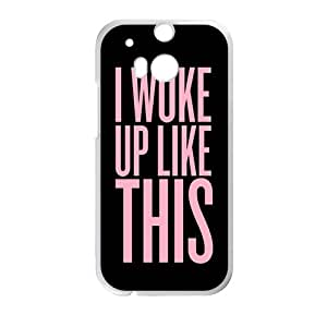 Pink Simple discourse Cell Phone Case for LG G2