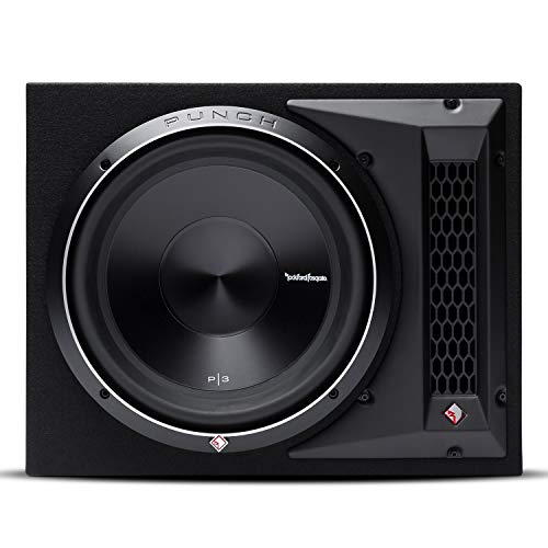 Rockford Fosgate P3-1X12 Punch Single 12″ Ported Loaded Enclosure Subwoofer