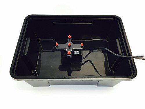 Viagrow 602573081938 Clone Machine 24 Site Aeroponic Hydroponic System