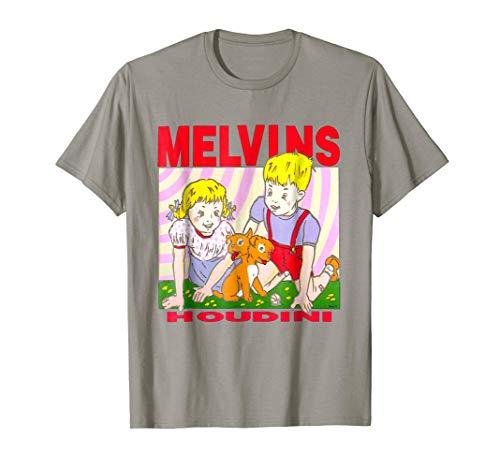 Mel-vins T-shirt Houdini
