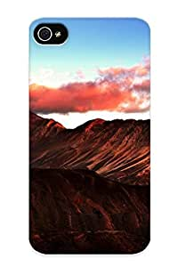 Awesome RmlRs0tWetA Runandjump Defender Tpu Hard Case Cover For Iphone 4/4s- Mountains Landscapes Nature Iran Skyscapes