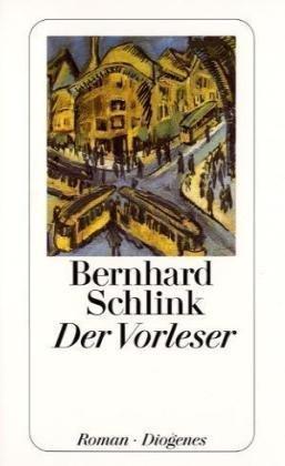 """""""Der Vorleser"""" av Bernhard Schlink"""