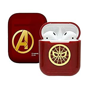 Amazon.com: Camino Marvel Avengers Iron Spiderman Airpod