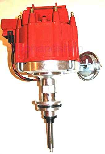 best_sales_for_you 65K HEI Ignition Distributor for Chrysler Dodge Plymouth Mopar 273 318 340 360 by best_sales_for_you (Image #1)