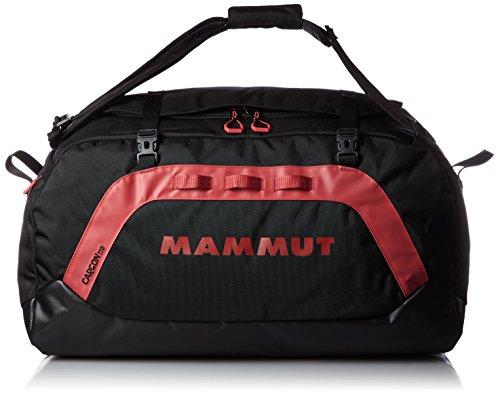 Mammut Tasche Cargon, Black-Fire, 80 x 50 x 40 cm, 140 Liter, 2510-02080-0055-1140