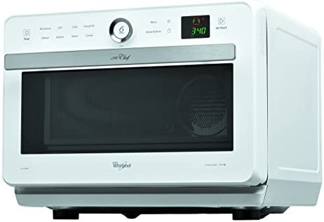 Whirlpool JT469WH Forno a Microonde, 1000 W, 33 Litri, Bianco