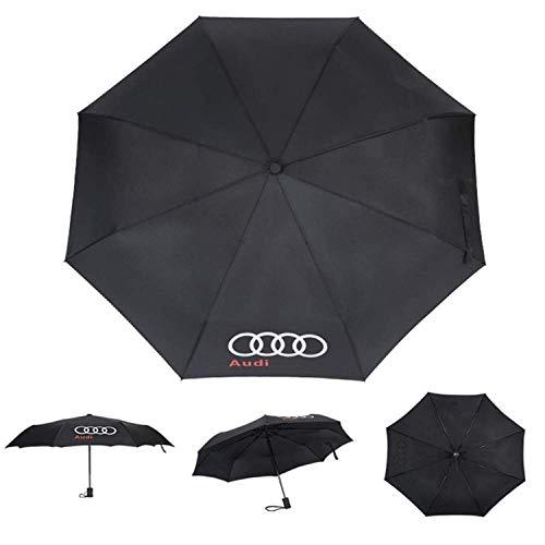Audi Distributor - Jhaze Fully Automatic Shrinkage - Black Business - Wind -Proof Waterproof (Audi)