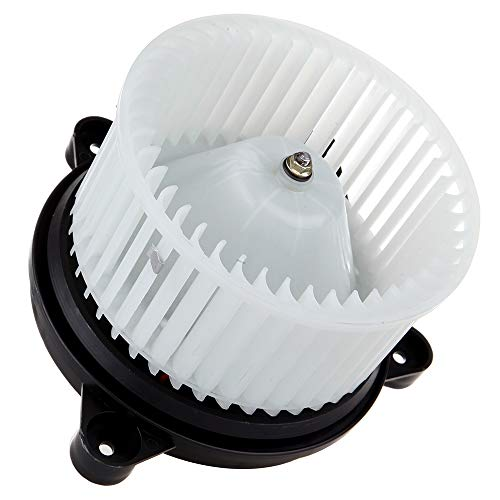Aintier 1PC ABS Blower Motor HVAC Fan Cage Air Conditioning Fit for 2001 2002 2003 2004 2005 2006 Chrysler Sebring, 2001 2002 2003 2004 2005 2006 Dodge Stratus (2006 Dodge Stratus Blower Motor Resistor Location)