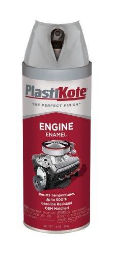 (PlastiKote 228 Gray Engine Primer Engine Enamel, 12 oz. by PlastiKote)