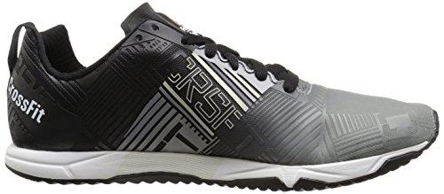 Zapato Reebok Crossfit Sprint 2.0 Formación Sbl Flat Grey/Black/Steel/White
