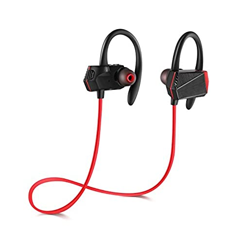 hot sale Q-YEE Bluetooth Headphones, Wireless 4.1 In Ear Stereo Earbuds Secure Fit for Sports with Built-in Mic.