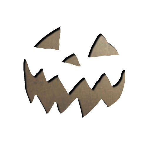 - Sizzix Movers & Shapers Magnetic 4-Die Set By Tim Holtz: Mini Scary Jack-O-Lantern