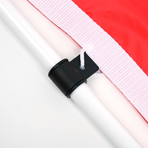 Tour Gear Portable Golf Flag with Cup by Tour Gear (Image #5)
