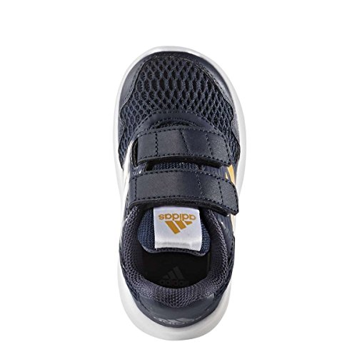 Unisex Altarun Azutra Maruni Gimnasia de Zapatillas Adidas I bebé Azul CF Amatac Y4YPd