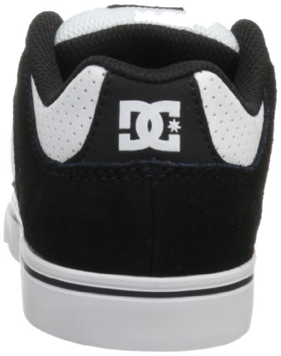 DC - - Jungen Blitz Low Top Schuhe, EUR: 35, Black/White