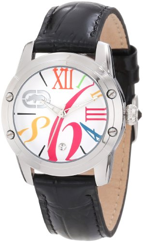 Rhino by Marc Ecko Women's E8M092MV Color By Number Bold Bright Colorful Numbers Watch