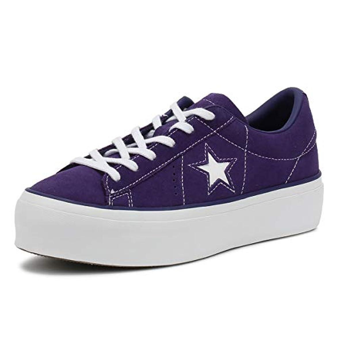 One Sneaker Converse Donna Porpora Platform Star