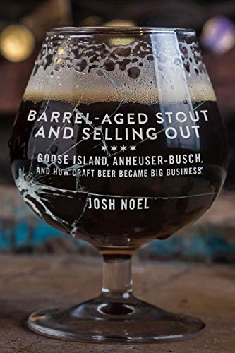 Goose Fountain - Barrel-Aged Stout and Selling Out: Goose Island, Anheuser-Busch, and How Craft Beer Became Big Business