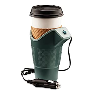 Amazon Com Auto Cafe Take Out Hot Cup Warmer Automotive