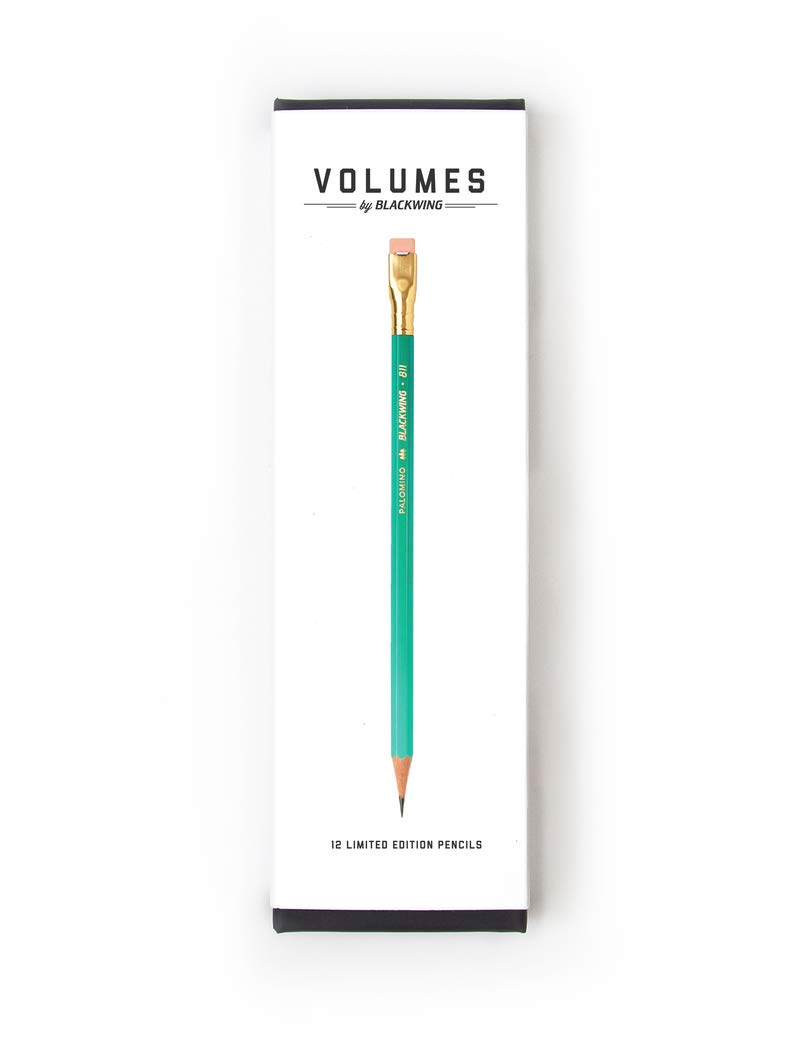 Palomino Blackwing Pencils - Limited Edition Volumes Series Set of 12 Pencils - Volume 811 (Mar2019) by Blackwing (Image #1)
