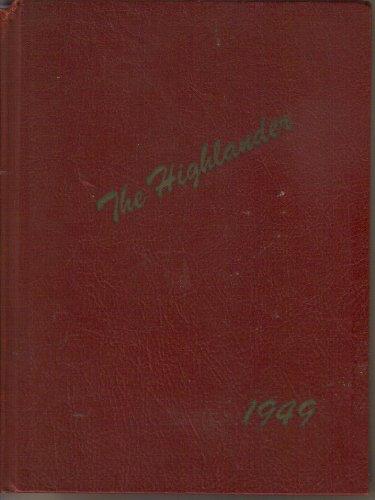 The Highlander 1949 Yearbook - Highland Springs High School, Highland Springs, Richmond, VA