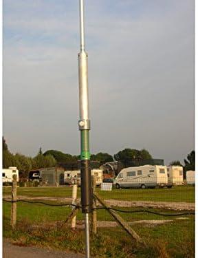 hf-p1 hrs Antena portátil 16 – 80 M 144 MHz superfox: Amazon ...