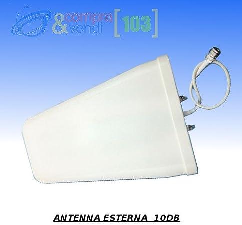 Compraevendi103 Kit de amplificador y repetidor de señal GSM ...