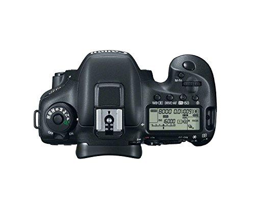 Canon EOS 7D Mark II Digital SLR Camera + 18-135mm is USM Lens 4