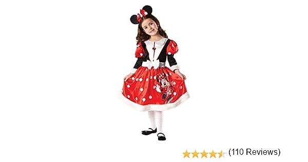 Rubies - Disfraz Minnie Mouse de niña a partir de 12 meses ...