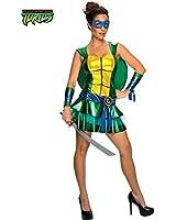 Women's Teenage Mutant Ninja Turtles Leonardo Costume - MEDIUM/LARGE