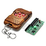 remote control arduino - Gikfun IC2262/2272 4 Channel Wireless Remote Control Kits 4 Key For Arduino EK2037