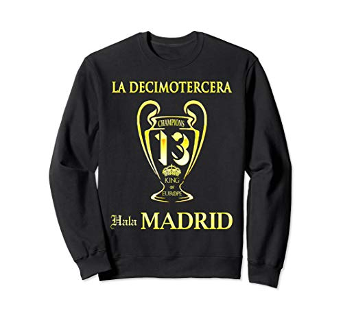 Hala Madrid 2018 shirt , La Decimotercera