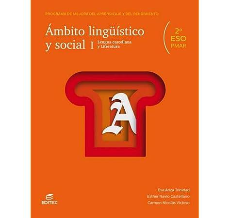 PMAR - Ámbito lingüístico y social I. Lengua castelllana y ...