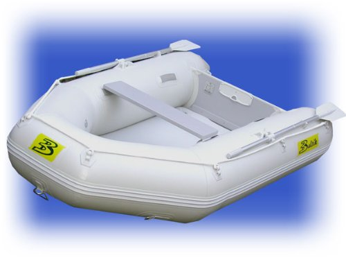 11' Baltik Inflatable Dinghy Boat with High Pressure Air Floor -  Baltik Boats, BA110