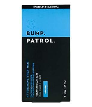 Amazon.com: Bump Patrol Original Formula After Shave Bump Treatment Serum - Razor  Bumps, Ingrown Hair Solution for Men and Women - 4 Ounces: Beauty