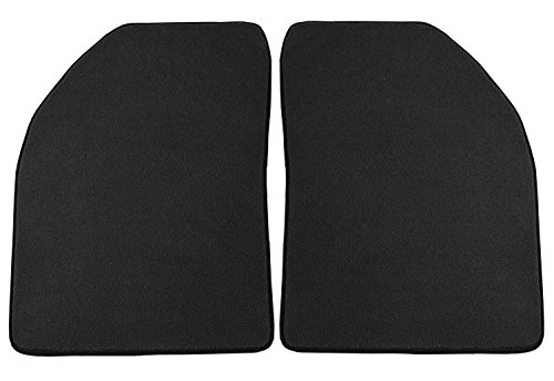 CoverKing Front Custom Fit Floor Mats for Select Dodge Ca...