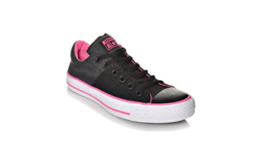 8485a0380de4ae Converse Madison OX Black Pink (8