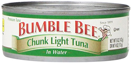 lowest price bumble bee chunk light tuna in water 5oz pack of. Black Bedroom Furniture Sets. Home Design Ideas