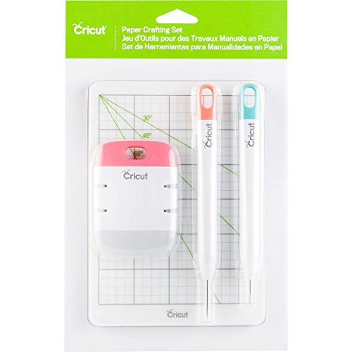 Cricut Paper Crafting Set, 1 Pack, White ()