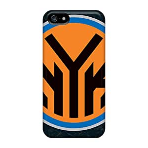 Fashionable Style Case Cover Skin For Iphone 5/5s- New York Knicks