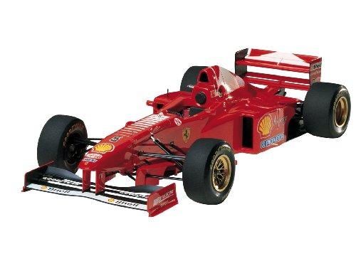 #20045 Tamiya Ferrari F310B 1/20 Scale Plastic Model Kit,Needs Assembly (Car Racing Tamiya)
