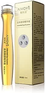 AIVOYÉ - anti-arrugas / anti-bolsas para ojos con Oro 24K, Colágeno y ÁcidoAcido Hyaluronic