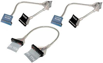 """18/"""" IDE PATA ATA ULTRA 33 66 100 133 40PIN 1 Drive Cable UDMA 40 Wire"""
