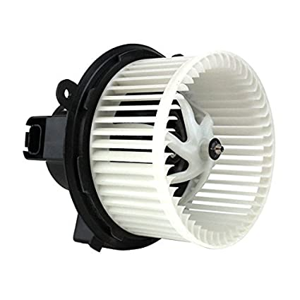 Amazon.com: NEW FRONT HVAC BLOWER MOTOR FITS GMC ACADIA BASE SL 2007 ...
